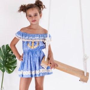 vestido menorca kauli