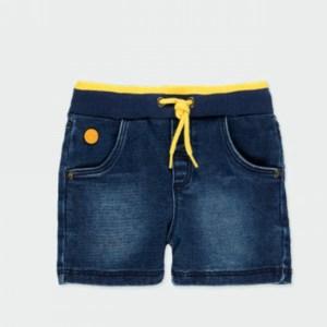 pantalon corto con goma
