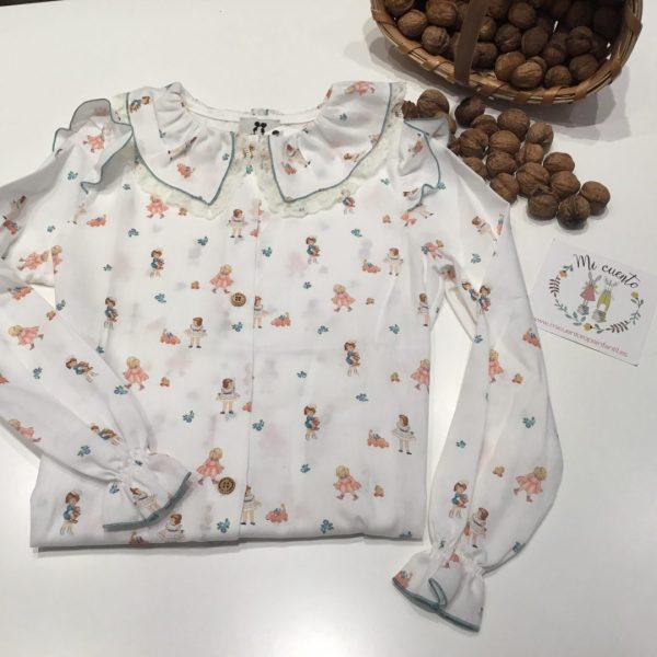 blusa dolls de la martinica
