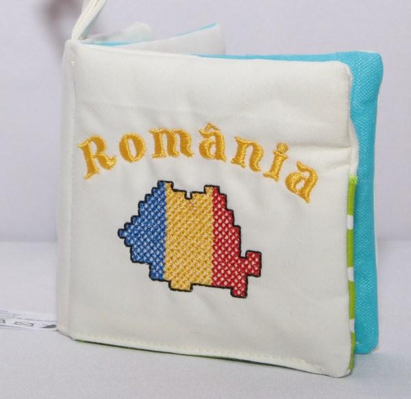 Cartea Senzoriala Romania – Tara mea!