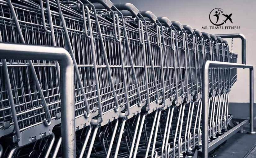 20 Essential grocery store items from Mr. Travel Fitness aka MicVinny