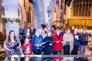 Newland Carol service 1 of 11