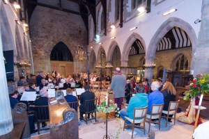 Newland Carol service 10 of 11