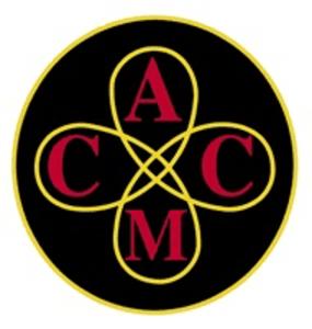 the Atlantic Motorcycle Coordinating Council logo