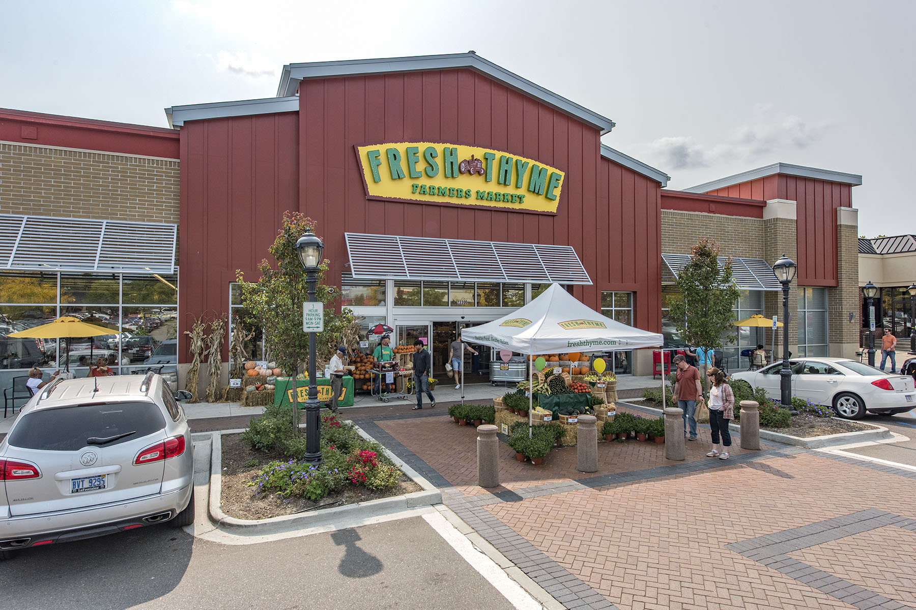 Fresh Thyme Market Grand Rapids Michigan