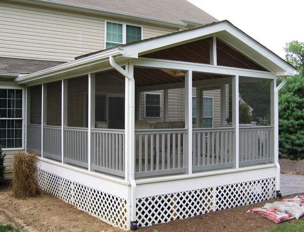 screen porches maryland washington dc