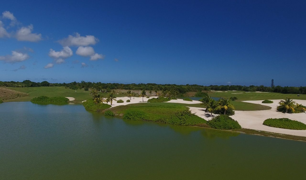 Drone Services for Golf Course
