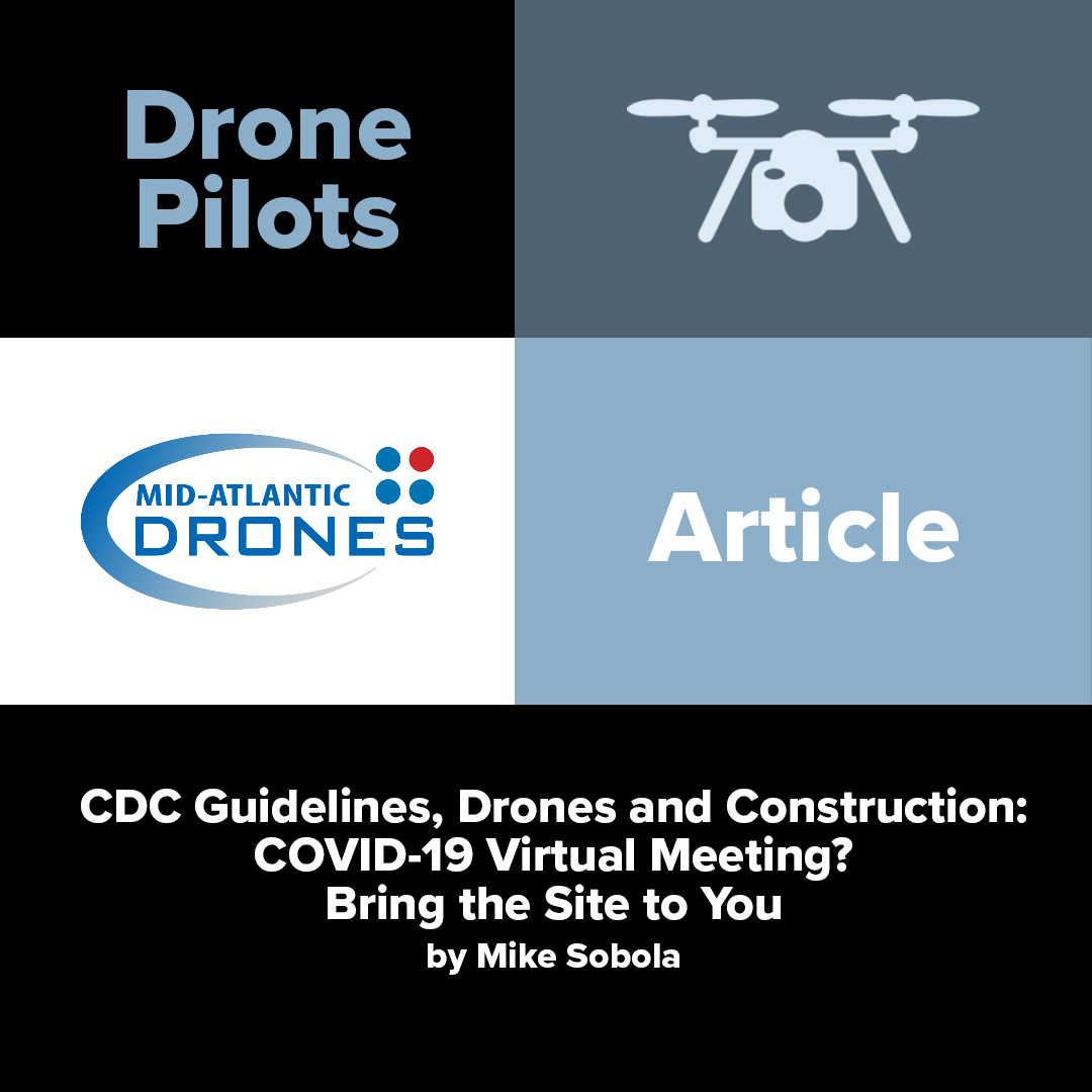 Making Money With Your Drone: Construction