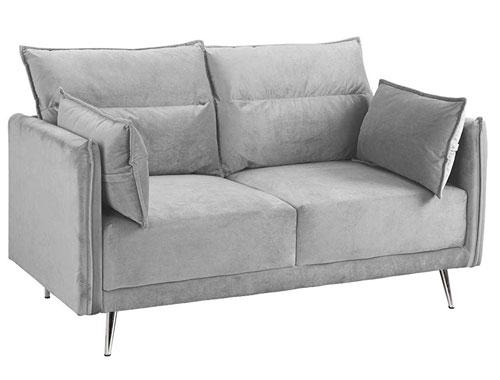 Casa Andrea Milano - Upholstered (Velvet) - White
