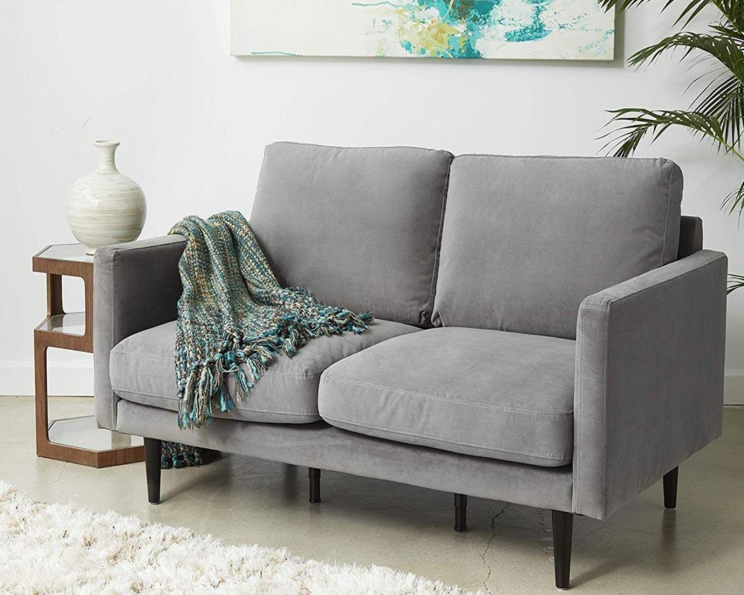 Stitch & Time - Braxton Loveseat Sofa - Featured