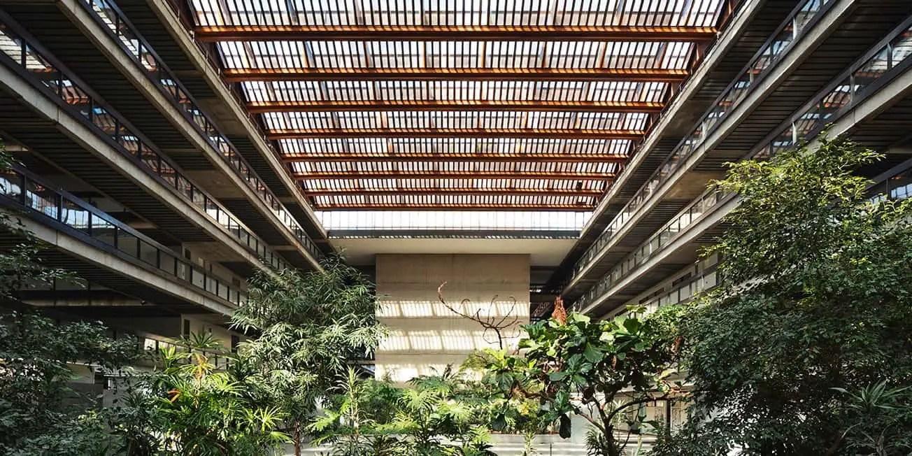 Eero Saarinens Bell Labs Holmdel Complex Collaboration