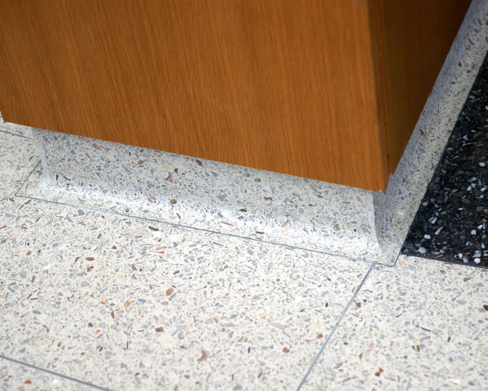 what about epoxy terrazzo tiles for