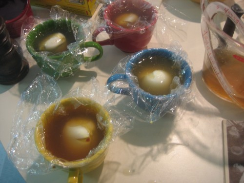 Antique Show and Jellied Eggs 084