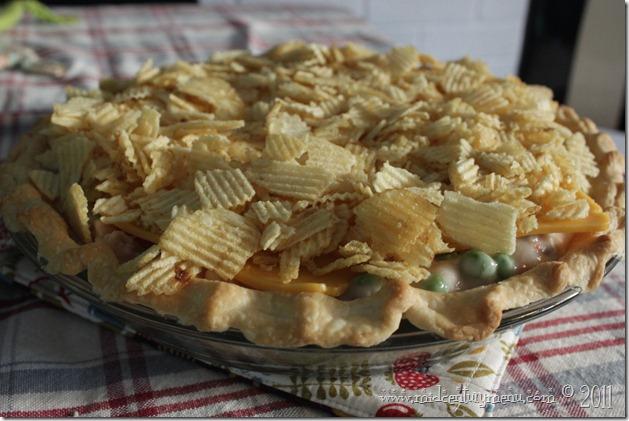 Tuna Pie – A Mid-Century Recipe Test