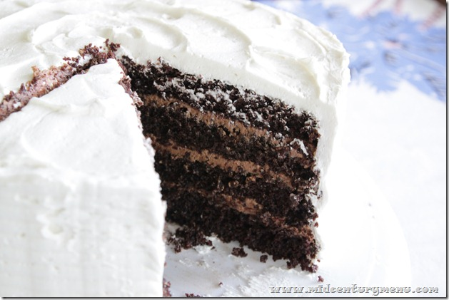 Black Magic Chocolate Cake Made With Condensed Tomato Soup – A Retro Recipe Test