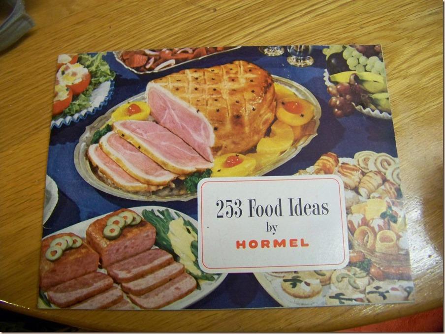 Hormel Cookbook