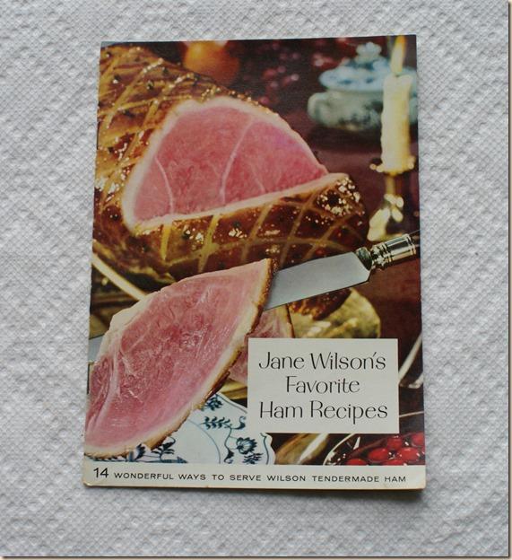 Jane Wilson's Ham Book