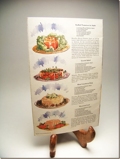 Royal Aspic Movie Recipes II