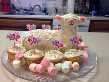 Amanda's Lamb