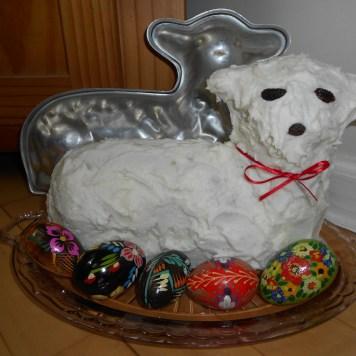 Deborah R's Lamb