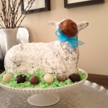 Deborah's Lamb