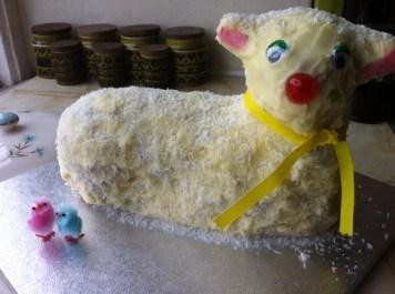 Jenny's Lamb