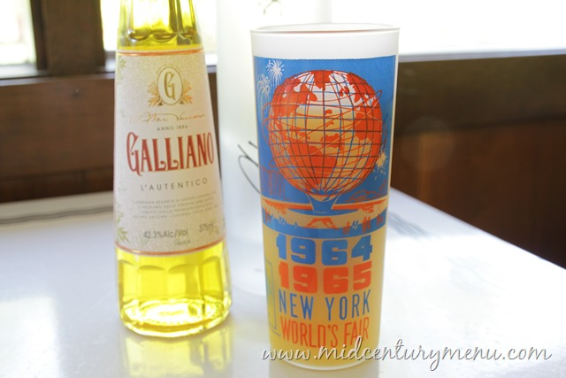 Harvey Wallbanger, 1970 – Wallbanger vs. Harvey Wallbanger Cocktail Friday, Part 2!