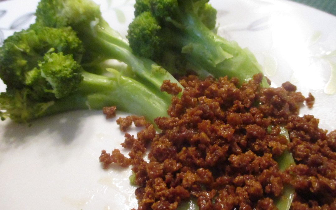 Broccoli with Crunchy Topping – Mid-Century Recipe Guest Test Sunday