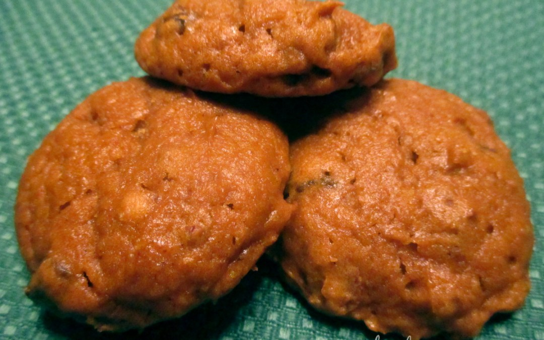 Great Pumpkin Cookies – Mid-Century Recipe Guest Test Sunday