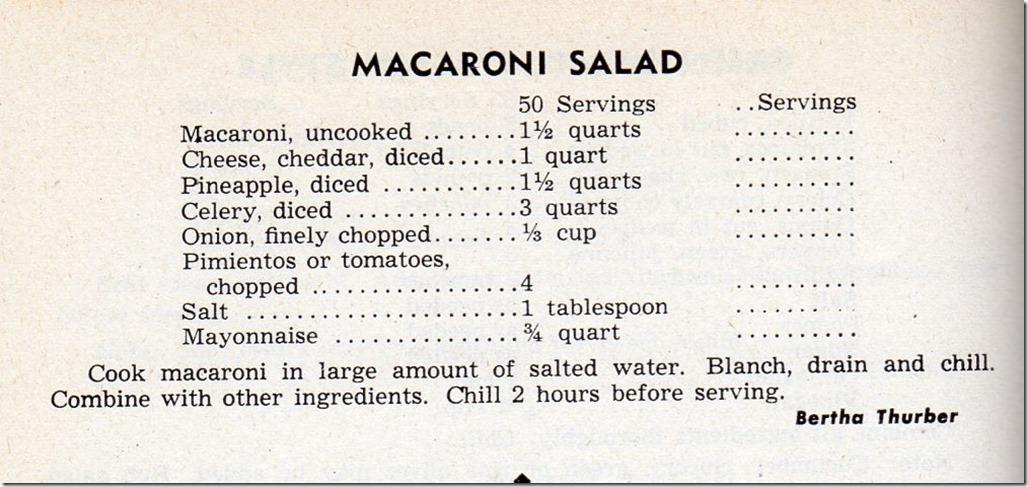Marcaroni Salad001
