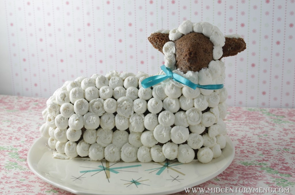 It's Lambie Cake Time! Lamb Cake Tutorial, Recipes and Submit Your Cake For The 2017 Lambie Contest!