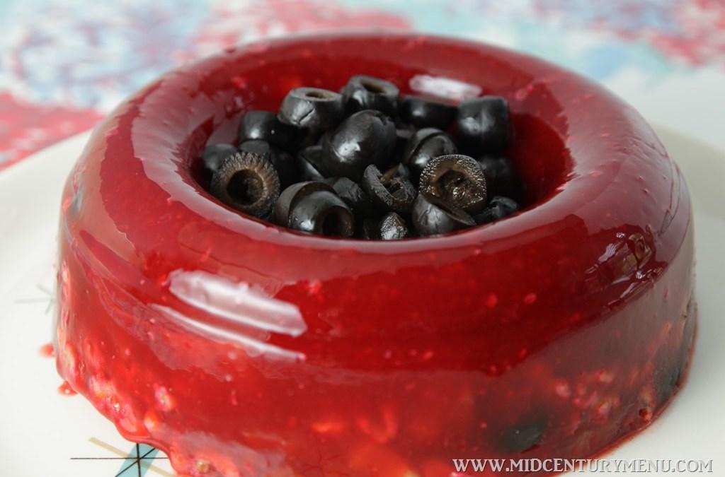Cherry-Catsup Salad, 1964 – A Vintage Recipe Test