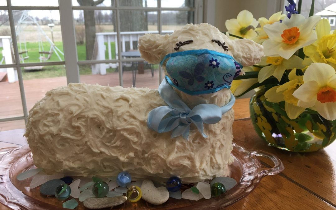 Something To Look Forward To: Lamb Cake Gallery Sneak Peek – Enter The Cake Contest Now! Deadline is May 1st!