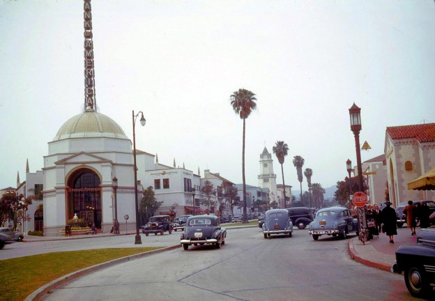 Westwood Village, Los Angeles