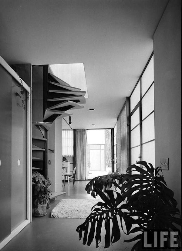 Eames Case Study House 8 Mid Century Modern Groovy