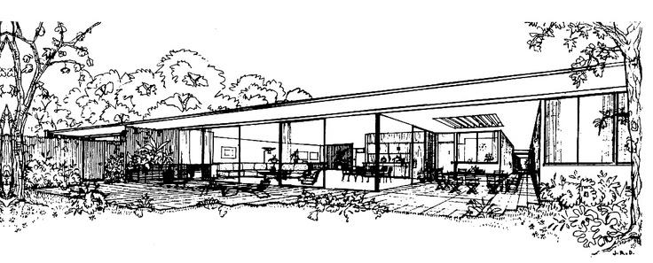 Case Study House #1 and JR Davidson – Mid Century Modern Groovy