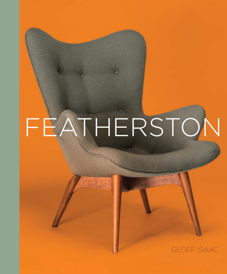 Featherston Book Cover