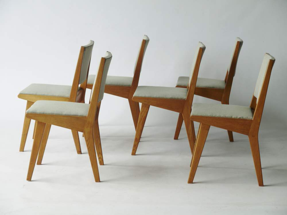 Jens Risom Furniture.