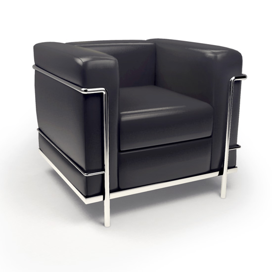 The LC2 Grand Confort Chair.