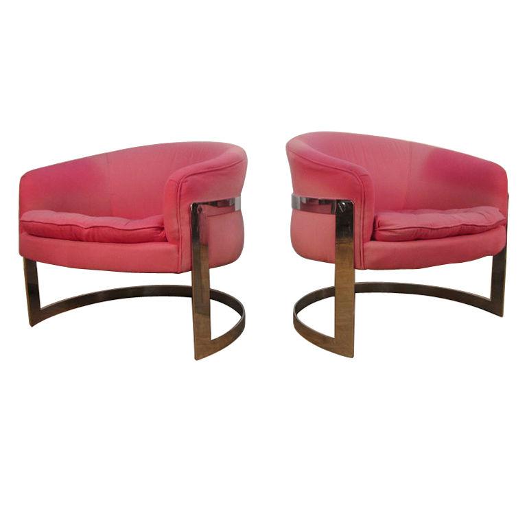 Club Chairs.