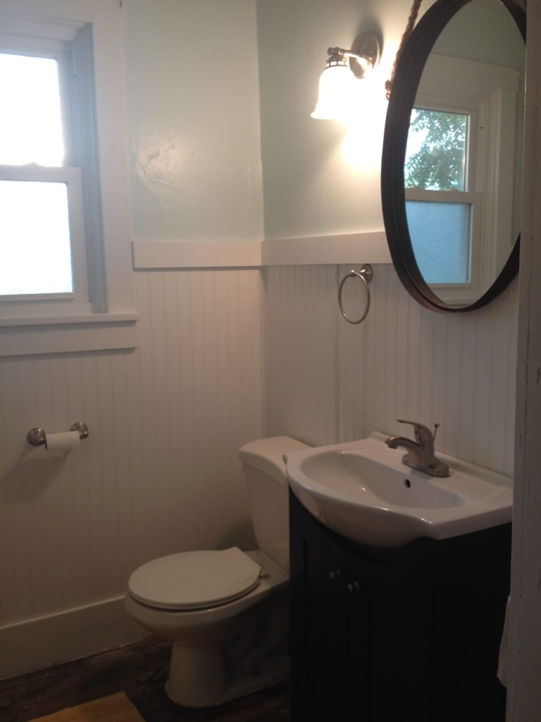 Rub a Dub Dub Makeover the Tub a Small Bathroom DIY Renovation
