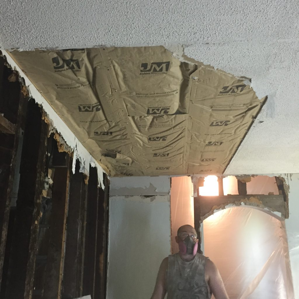 Demo Day: Kitchen Remodel & Structural Wall Removal