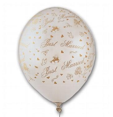 50-rundballons-just-married