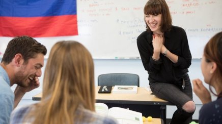Middlebury Institute Summer Intensive Language Program - Russian