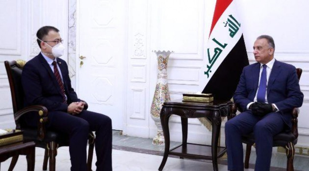 Kadhimi welcomes Chinese investment in Iraq | Middle East Business