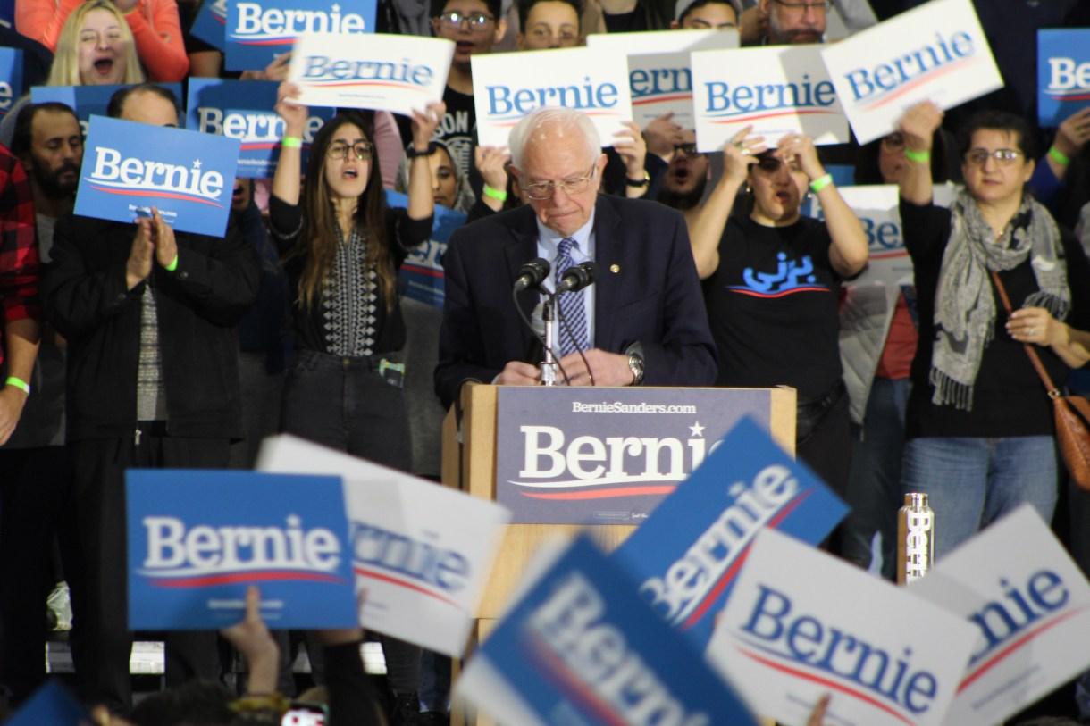 Bernie Sanders (MEE)