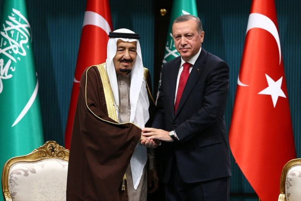 With US no longer trusted, Turkey and Saudi forge new ...