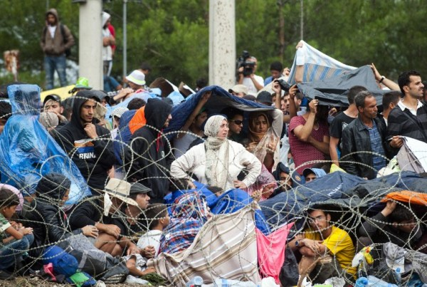 LIVE BLOG: Refugee crisis in Europe | Middle East Eye