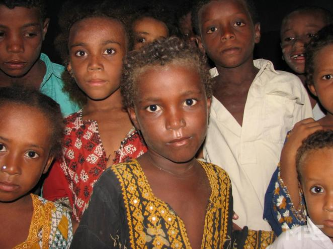 Afro-Iranians view themselves as Iranians and are sometimes upset by  questions about their African origins (Photo courtesy of Behnaz Mirzai), The little-known descendants of black Iranians who are victims of the cruel Arabian slave trade