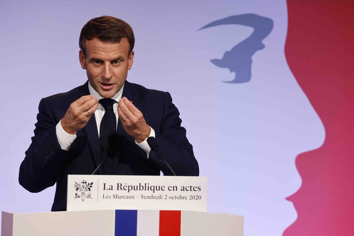 'Dictatorial': Turkey slams Macron's new Islamic separatism law